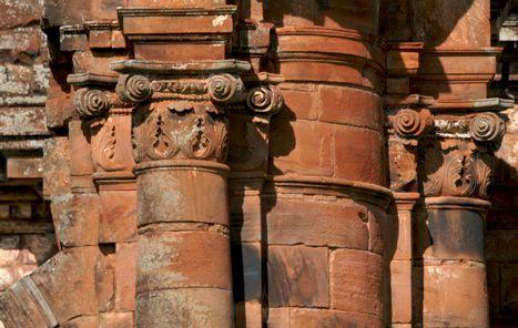 Sao Mighuel Arch Feature