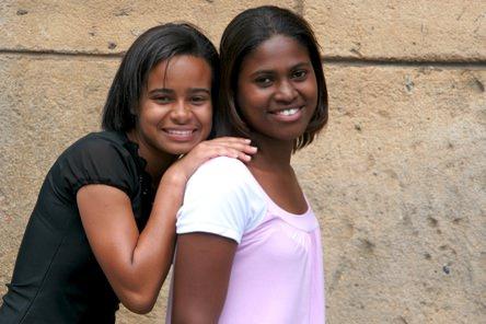 Savador School Girls