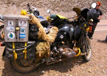 Sidecar Machine Bolivia