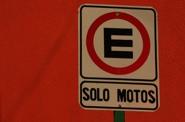 Solo Motos Sign Gto
