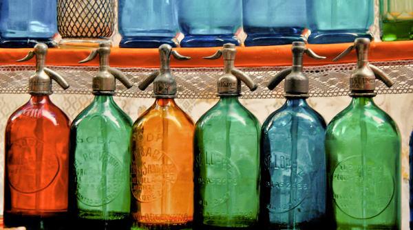 Spritzer Bottles Santelmo