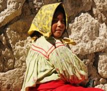 Tarahumara Girl