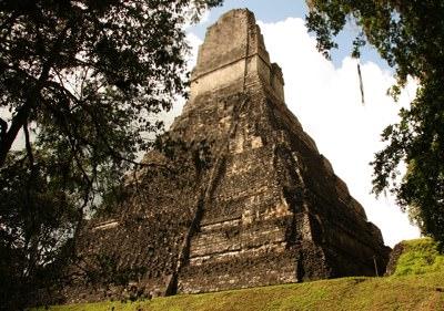 Tikal Temple 2A