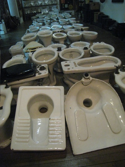 Toilet Collection