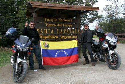Venezuela Endofworld