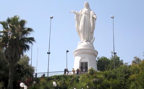Virgen Cristobal