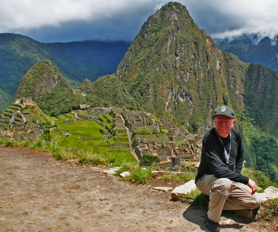 Worldrider Machu Pichu