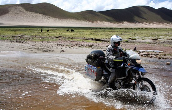 Worldrider Water Crossing