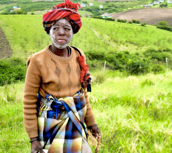 Xhosa Woman-1