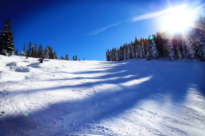 Fresh Snow, Groomed Runs Steamboat