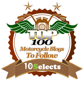 WorldRider Top 100 Blog