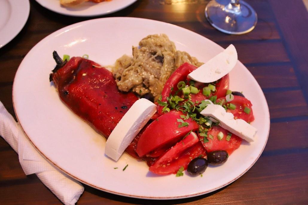 Bulgarian flavors salad at Mr. Baba Varna Bulgaria […] photo by WorldRider Allan Karl […]