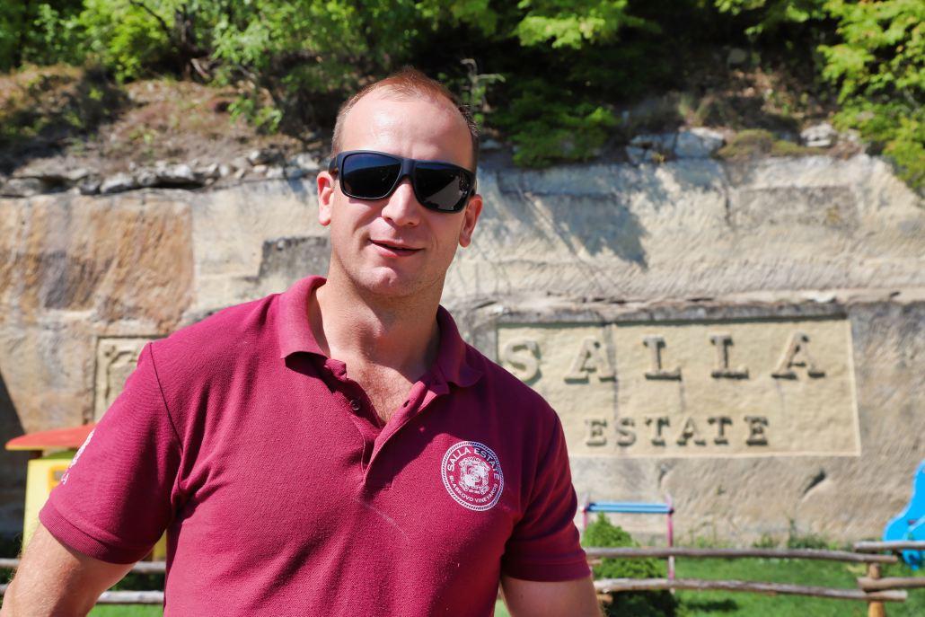 Stefan from Salla Estate