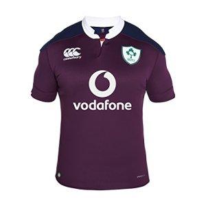 Canterbury Men's Ireland VapoDri+ Alternate Pro Jersey 2016/2017 - Irish Plum