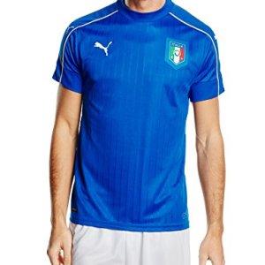 Puma FIGC Italia Replica Home Shirt sky