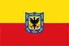 Bogotá flag