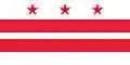 Washington D.C. flag