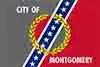 Montgomery, Alabama flag