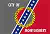 Montgomery, Alabama flag