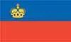 Liechtenstein flag courtesy of Wikipedia