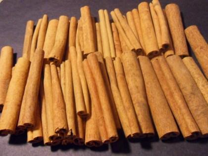 Cinnamomum Cassia (Cinnamon) Whole Sticks