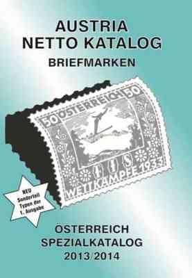 Austria Netto Katolog Briefmarken Österreich Spezial 2013/2014