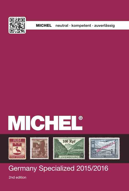 Michel Germany Specialized 2015-2016, Volume 2 (in English)