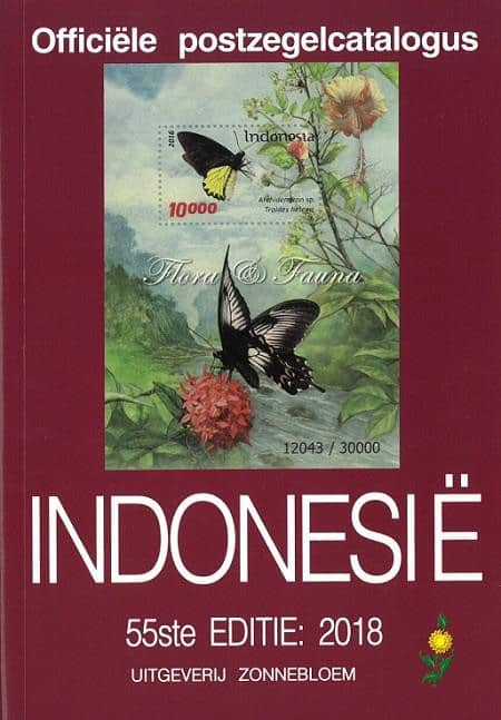 Zonnebloem Indonesië 2018