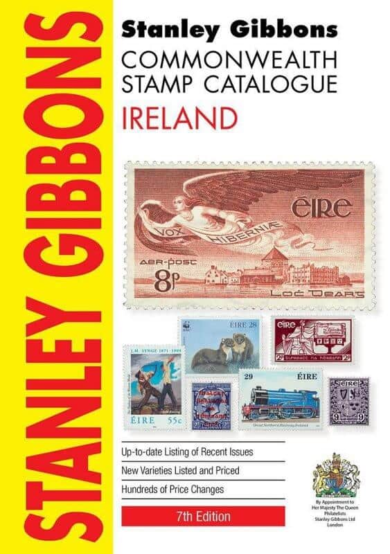 Stanley Gibbons Commonwealth Stamp Catalogue Ireland – 7th edition