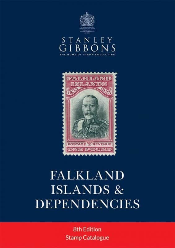 Stanley Gibbons Falkland Islands & Dependencies Stamp Catalogue – 8th Edition