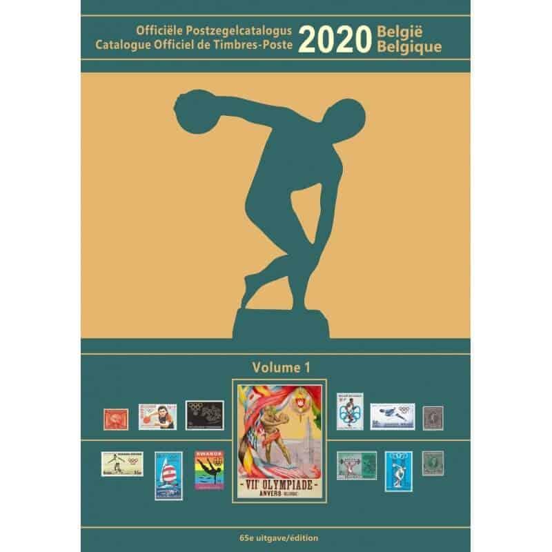 OBP-COB. België/Belgique 2020