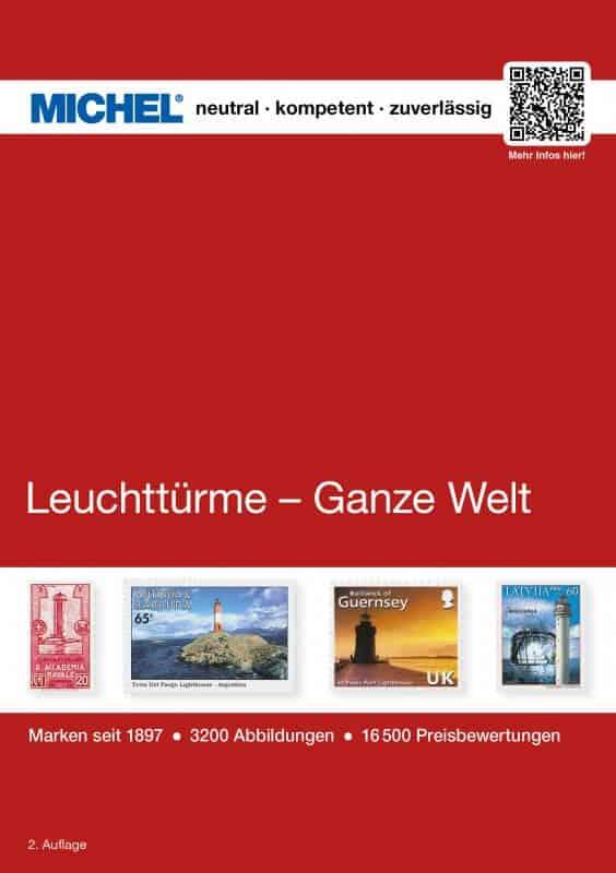 Michel Leuchttürme – Ganze Welt – 2nd edition