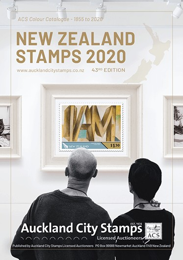 ACS New Zealand Stamps 2020