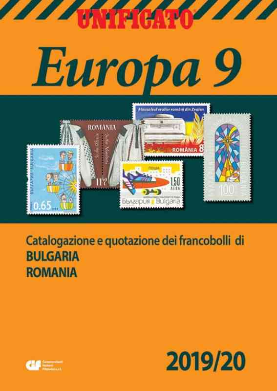 Unificato Europe 2019/2020 Volume 9
