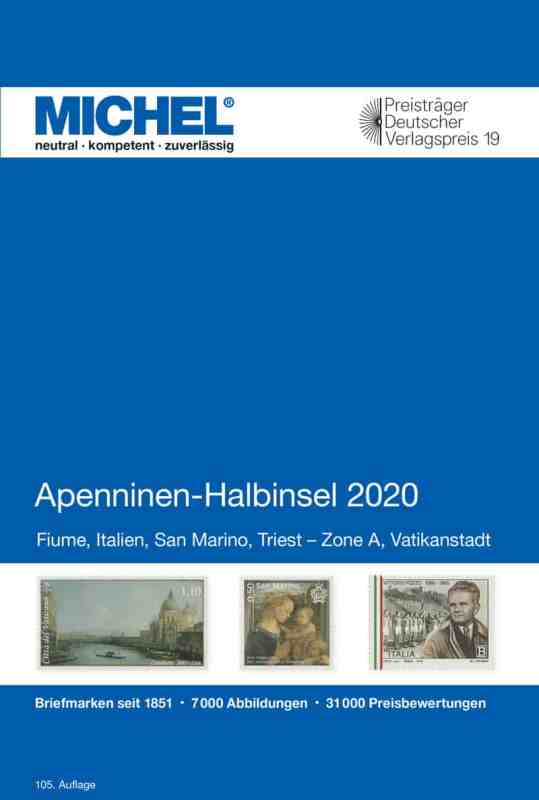 Michel Apennine Peninsula 2020