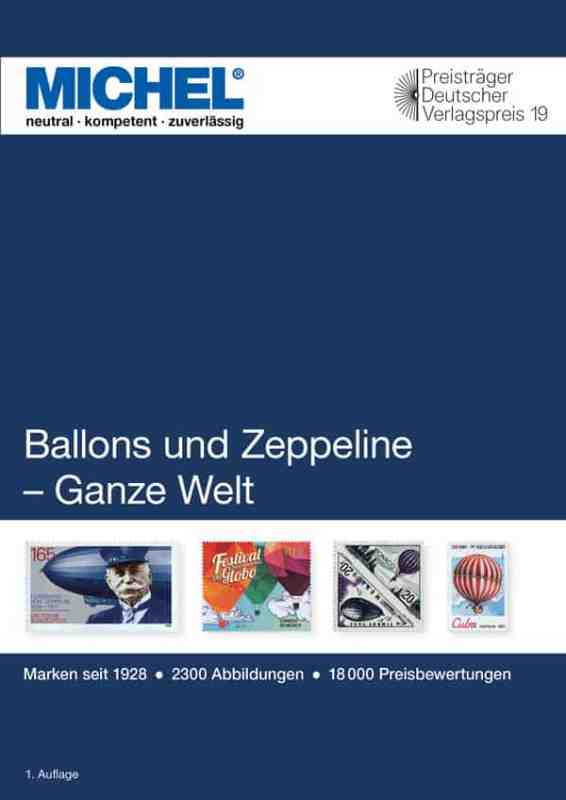 Michel Balloons and Zeppelins – Whole World