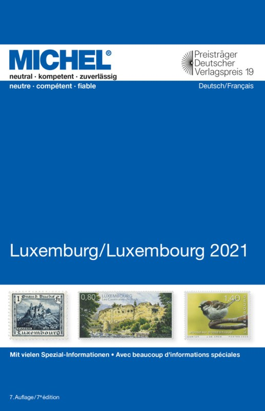 Michel Luxembourg 2021