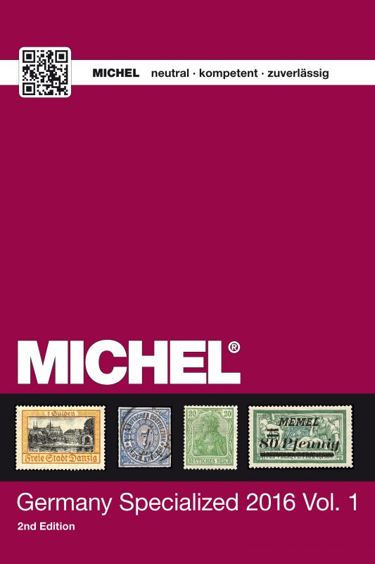 Michel Germany Specialized 2016, Vol.1 (in English)