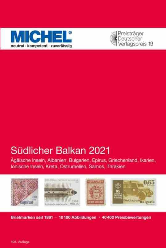 Michel Southern Balkans 2021