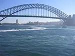 Sydney, Australia waterfront