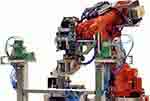 Multi-use industrial robot