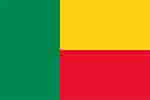 Benin's flag (wikipedia)