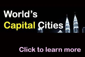 Test your knowledge about capital cities around the world!