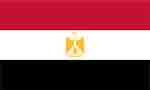 Egyptian flag courtesy of FlagPictures.org