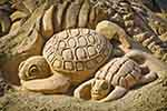 Sand sculptures (courtesy of Pixabay.com)
