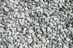 Textured rock gravel (courtesy of Pixabay.com)