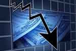 Financial meltdown (courtesy of Pixabay)