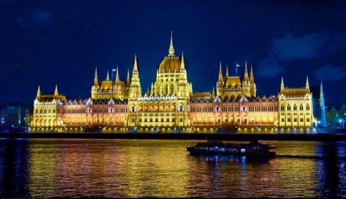 BUDAPESTE – HUNGARY lugares mais baratos para viver na Europa