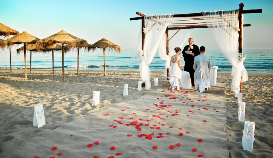Best Places Get Married Beach