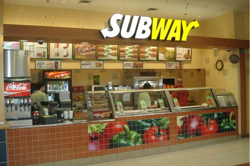 Top Fast Food Chains 2017